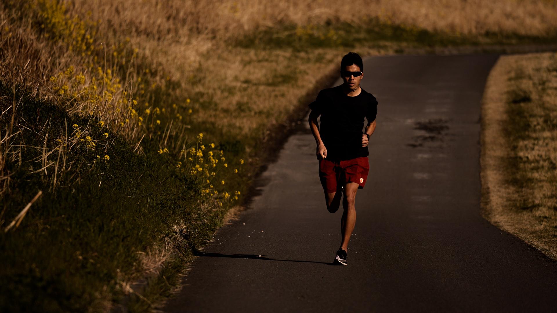 MORNING RUN WITH #002 YUSUKE OGURA